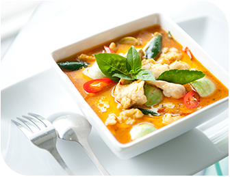 C4. Chicken Thai Curry